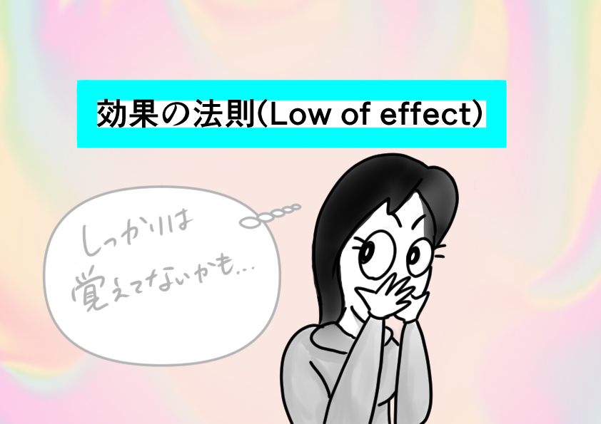 (ABA自閉症療育の基礎18)オペラント条件付けの起源「効果の法則」